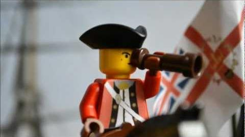 Lego Assassin's Creed 3 E3 Trailer