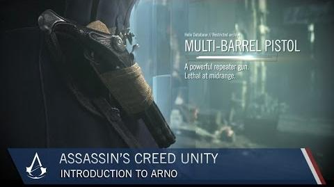 Assassin's Creed Unity Introduction to Arno US-0