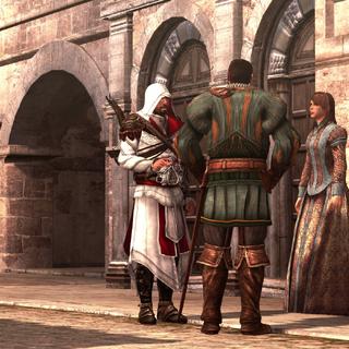 Bartolomeo exprimant son désir de rénover les baraquements