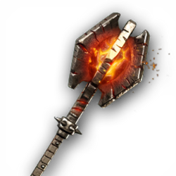 ACOD Mallet of Everlasting Flame