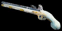ACU Solid Long Gun render
