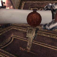 Ezio pakt de rol van Romulus.