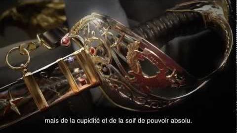 "Assassin's Creed 3 - Trailer officiel ""La Tyrannie du Roi Washington"" FR"