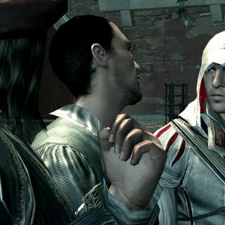 阿尔维瑟向埃齐奥解释威尼斯的混乱
