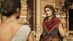 ACOD The Daughters of Artemis - Kassandra Accepts Request