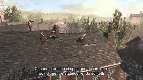 Inside Assassin's Creed III Episodio 4 IT