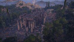 ACOD Temple of Athena Itonia
