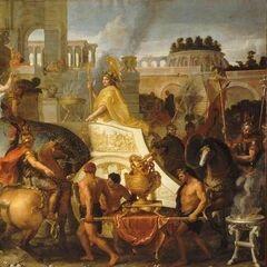 亚历山大与他的伊甸权杖
