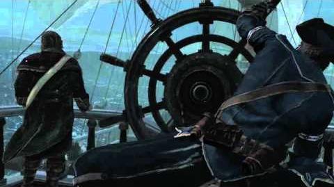 Assassin's Creed 3 - Offizieller Naval-Battles-Trailer DE