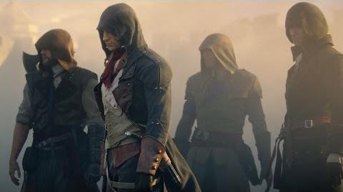 Assassin's Creed Unity E3 2014 World Premiere Cinematic Trailer US
