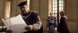 אוברטו קורא מכתב