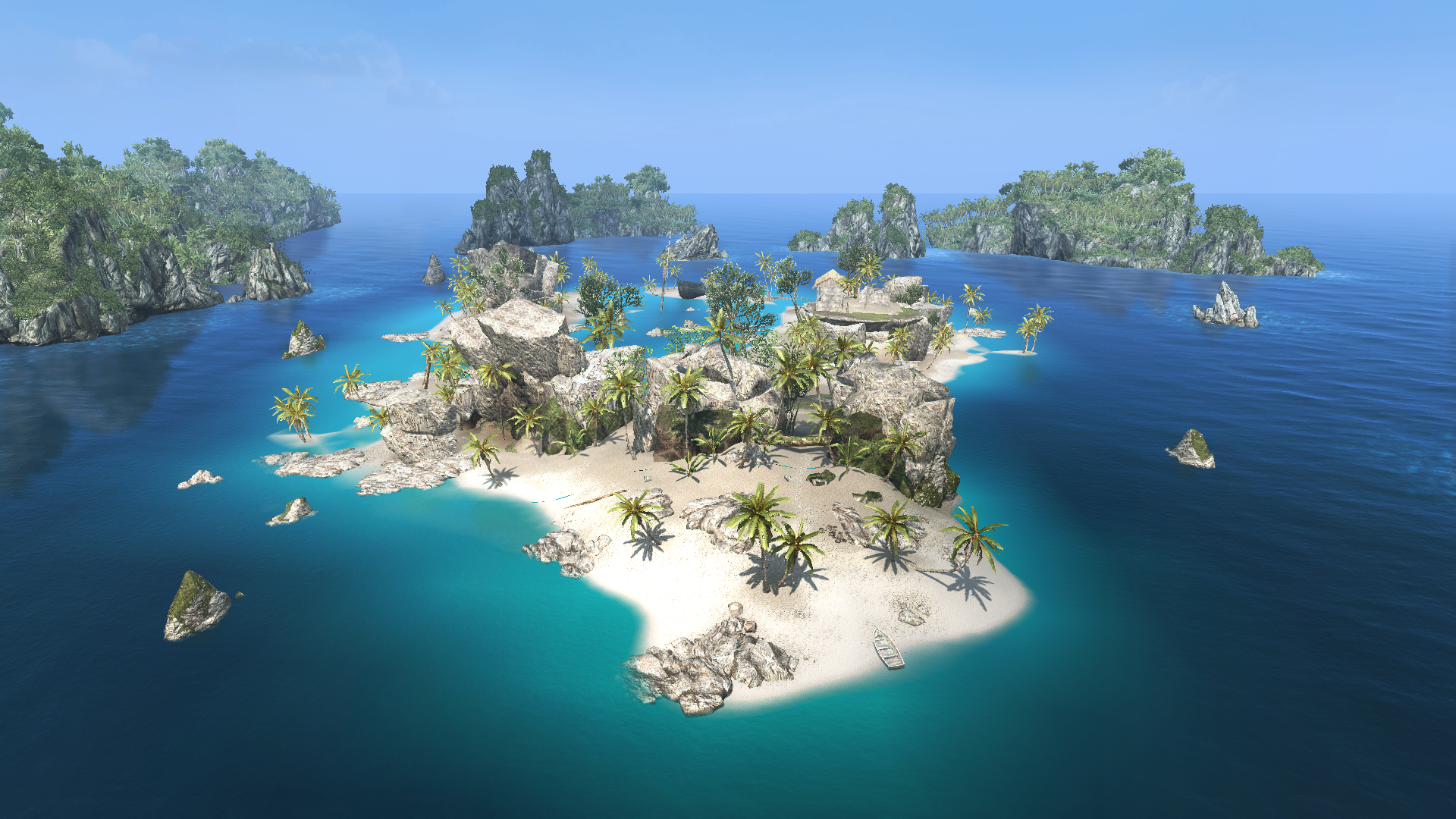 Mysterious Islands Tv