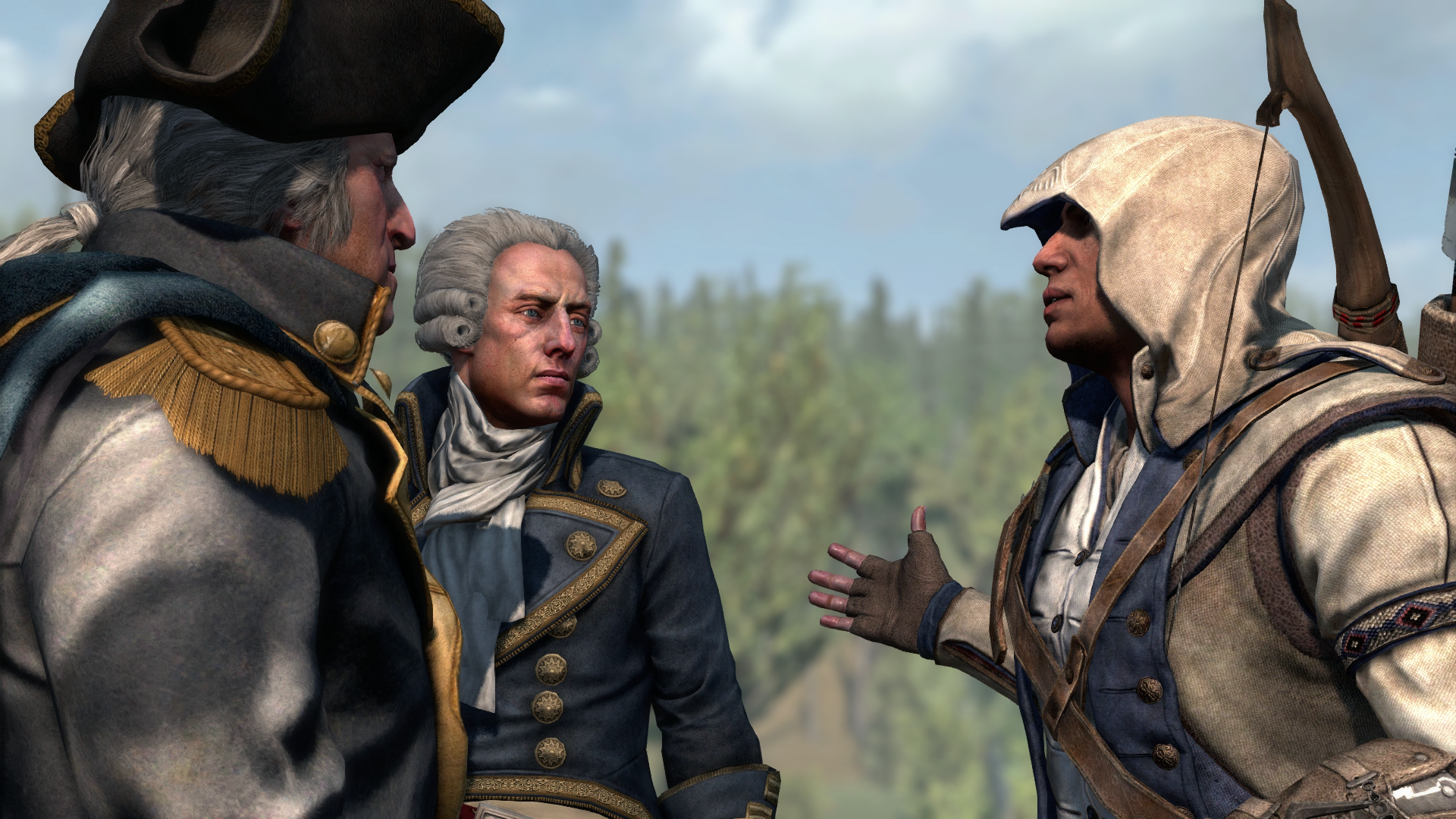 assassins creed 3 connor kenway quotes