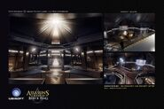 ACIV Abstergo Entertainment Bunker concept 5