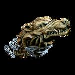 ACRO Figure de proue de loup