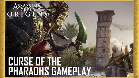 Assassin's Creed Origins Curse of the Pharaohs Gameplay and Details UbiBlog Ubisoft US