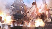 Pembroke in the battle