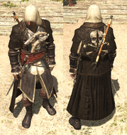 AC4 Pirate Cloak outfit