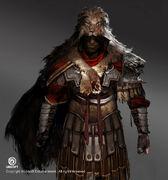 ACO - Centurion's Armor Concept Art by Jeff Simpson