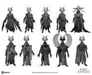 ACO CotP Horus concept art