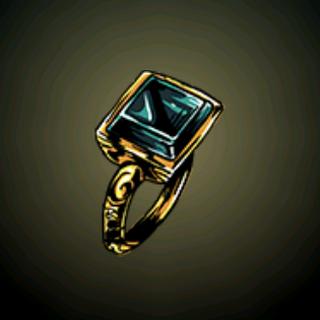 女士的戒指 - 曾由富俗的绅士所献上,这戒指连同女士的芳心一并被偷走。
