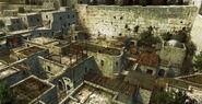 Jérusalem Concept Mur Lamentations