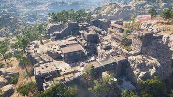 Xerxes Military Fort Assassin S Creed Wiki Fandom