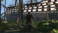 Statek na Abaco Island by DarknessEyes23