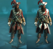 Templar - Assassin (Blackbeard)
