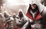 Wallpaper assassins creed brotherhood 02
