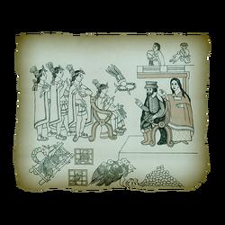 ACIV Cortez et La Malinche de l'histoire de Tlaxcala