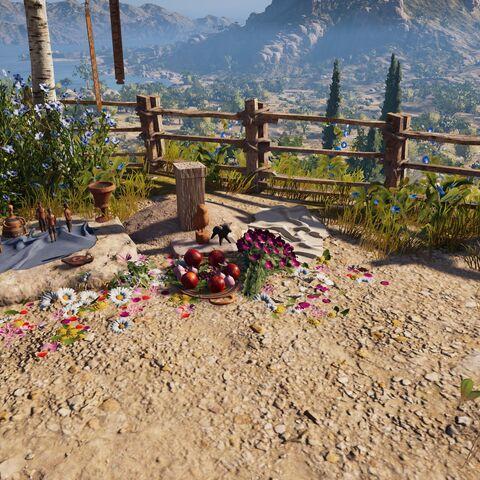 家园外的奈塔卡斯之墓