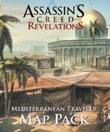 Mediterraanse Reiziger Map Pack