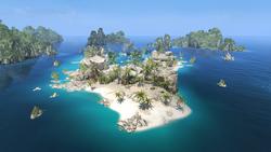 ACIV Mystery Island