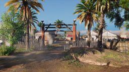ACO Camp romain de Mithridate