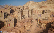 ACO Pissa Oros Citadel Close-up View