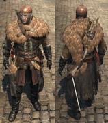 ACRG Viking armour