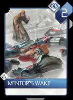ACR Mentor's Wake