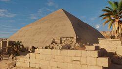 AC Origins Bent Pyramid