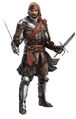 Assassin's Creed IV - Captain Drakes Outfit Concept Art.jpg