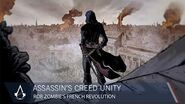 Assassin's Creed Unity Rob Zombie's French Revolution Ubisoft NA