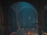 Buckingham Palace vault
