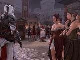 Die Affäre Ezio Auditore