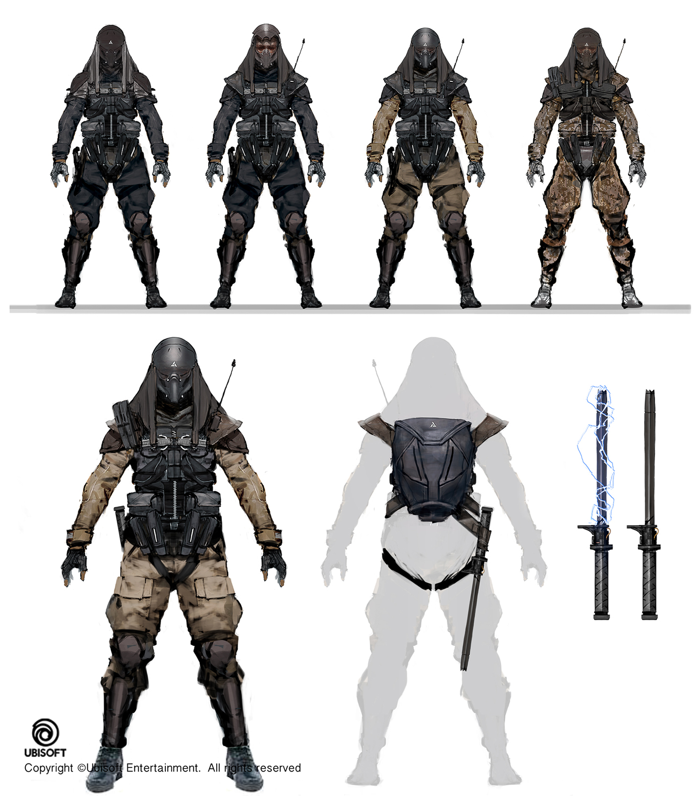 Sigma Team Assassin S Creed Wiki Fandom