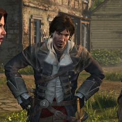 霍普、谢伊与利亚姆计划刺杀沃德罗普
