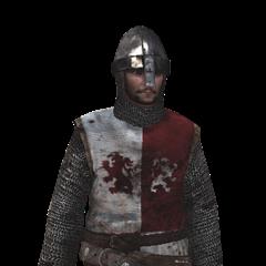 A Lionheart sergeant