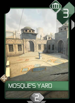 ACR Mosque's Yard