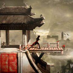 Spielszene aus Chronicles China