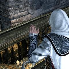 Ezio claimt de schat van de Tempeliers.