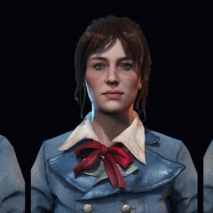 Head renders of Théroigne